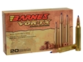 Barnes VOR-TX Ammunition 300 Winchester Magnum 190 Grain LRX Boat Tail Box of 20