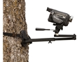 Big Game Treestand Camera Arm Steel Black