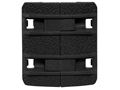 Magpul XTM Enhanced Modular Full Profile Picatinny Rail Cover Polymer Package of 4