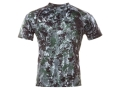 Sitka Gear Men's Core Crew Base Layer Shirt Short Sleeve Polyester