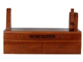 Winchester Deluxe Hardwood Gun Cleaning Station