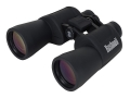 Bushnell Powerview Binocular 20x 50mm Porro Prism Rubber Armored Black