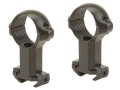 "Product detail of Millett 1"" Angle-Loc Windage Adjustable Weaver-Style Rings Matte Extra-High"