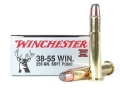Winchester Super-X Ammunition 38-55 WCF 255 Grain Soft Point