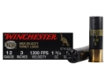 Winchester Double X Turkey Ammunition 12 Gauge 3&quot; 1-3/4 oz #5 Copper Plated Shot Box of 10