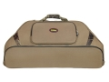"Allen 39"" Outfitter Bow Case with 3 Pockets Nylon Olive Drab and Mossy Oak Break-Up Infinity Camo"