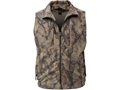 Natural Gear Mens Windproof Fleece Vest Polyester