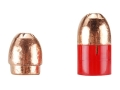Product detail of Harvester Muzzleloading Sabertooth Bullets 50 Caliber Belted 250 Grain Hollow Point Box of 15