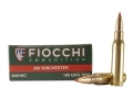 Fiocchi Extrema Ammunition 308 Winchester 180 Grain Hornady SST Box of 20