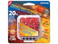 Crosman Fast Flight Penetrators Airgun Pellets 177 Caliber 5.4 Grain Polymer Wrapped Package of 150
