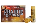 Product detail of Federal Premium Prairie Storm Ammunition 20 Gauge 2-3/4&quot; 1 oz #4 Plated Shot Shot Box of 25