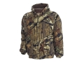Russell Outdoors Men's Flintlock Jacket Insulated Long Sleeve Cotton Polyester Blend Mossy Oak Break-Up Infinity Camo 2XL 50-52