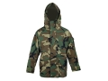 Tru-Spec H2O Generation 1 Extreme Cold Weather Parka with Liner Woodland Camo Large (41-45 Chest 67-71 Height)