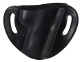 El Paso Saddlery #88 Street Combat Outside the Waistband Holster Right Hand Smith &amp; Wesson M&amp;P 9/40 Leather Black