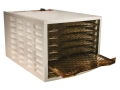 Team Realtree 8 Tray Food Dehydrator Polymer