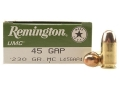 Remington UMC Ammunition 45 GAP 230 Grain Full Metal Jacket