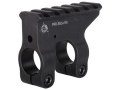 PRI Gas Block Single Picatinny Rail AR-10, LR-308 Standard Barrel .750&quot; Inside Diameter Aluminum Matte