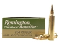 Remington Premier Varmint Ammunition 204 Ruger 40 Grain AccuTip Boat Tail Box of 20