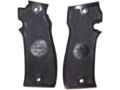 Product detail of Vintage Gun Grips Star SS 380 ACP Polymer Black
