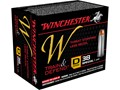 Winchester W Defend Reduced Recoil Ammunition 38 Special 130 Grain Jacketed Hollow Point