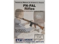 "Product detail of American Gunsmithing Institute (AGI) Technical Manual & Armorer's Course Video ""FN-FAL Rifles"" DVD"