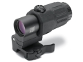EOTech G33 3x Magnifier with Switch to Side Quick Detachable Mount Matte- Blemished