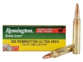 Remington Premier Power Level 1 Ammunition 300 Remington Ultra Magnum 150 Grain Core-Lokt Pointed Soft Point Box of 20