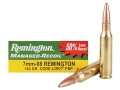 Remington Managed-Recoil Ammunition 7mm-08 Remington 140 Grain Core-Lokt Pointed Soft Point Box of 20