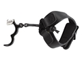 Scott Archery Longhorn Hex 2-Finger Handheld Bow Release Black