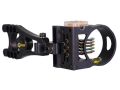 "Montana Black Gold AMP 5-Pin Bow Sight .019"" Pin Diameter Right Hand Aluminum Black"