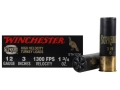 "Winchester Double X Turkey Ammunition 12 Gauge 3"" 1-3/4 oz #6 Copper Plated Shot"