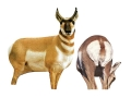 Montana Decoy Buck/Doe Antelope Decoy Set Cotton, Polyester and Steel