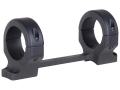 DNZ Products Game Reaper 1-Piece Scope Base with 30mm Integral Rings Browning X Bolt Short Action Matte Medium