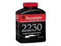 Accurate 2230 Smokeless Powder