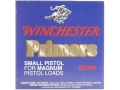 Product detail of Winchester Small Magnum Pistol Primers #1-1/2M
