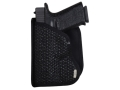 Product detail of DeSantis Super Fly Pocket Holster Ambidextrous Colt New Agent Nylon Black