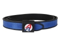 "Double-Alpha Competition Double Belt 1-1/2"" Nylon"