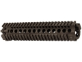 Product detail of Daniel Defense MK18 RIS II Free Float Tube Handguard AR-15 Mid Length Aluminum Flat Dark Earth