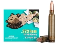 Brown Bear Ammunition 223 Remington 62 Grain Soft Point (Bi-Metal) Box of 20