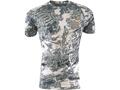 Sitka Gear Men's Core Lightweight Crew Shirt Short Sleeve Polyester