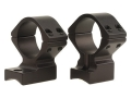 "Talley Lightweight 2-Piece Scope Mounts with Integral 1"" Rings Kimber 8400 (8x 40 Screws) Matte Medium"