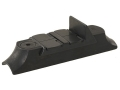 "NECG Classic Express Rear Sight with Island Base 2-Leaf Medium for .675"" to .730"" Diameter Barrel Steel Blue"