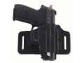 Product detail of Galco Tac Slide Belt Holster Right Hand Ruger LC9 Leather and Kydex black