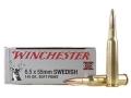 Winchester Super-X Ammunition 6.5x55mm Swedish Mauser 140 Grain Soft Point