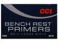 CCI Large Rifle Bench Rest Primers #BR2 Case of 5000 (5 Boxes of 1000)