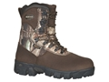 "LaCrosse Game Country HD 8"" Waterproof 1600 Gram Insulated Hunting Boots Nylon Realtree AP Camo Men's"