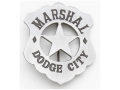 Collector's Armoury Replica Old West Deluxe Marshal Dodge City Badge