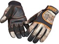 Rocky Touchscreen Stretch Back Gloves Polyester