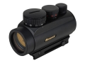 Nikon Monarch VSD Red Dot Sight 30mm Tube 1x Variable Sized Dot (1, 4, 6, 10 MOA ) Matte