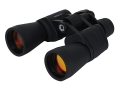 Barska Gladiator Binocular 10-30x 50mm Porro Prism Rubber Armored Black